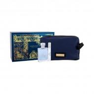 Souprava spánským parfémem Pour Homme Versace Nezbytné (3 pcs)