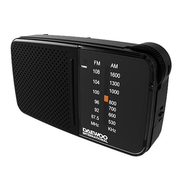 Tranzistorové rádio Daewoo 222930 AM FM