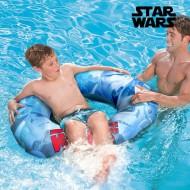 Nafukovací Gumový Kruh s Držadly Star Wars