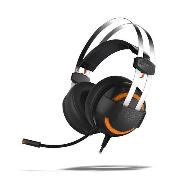 Słuchawki Gaming z mikrofonem KROM Kode 7.1 Virtual NXKROMKDE
