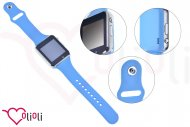 Chytré hodinky s bluetooth GT08 - Modré