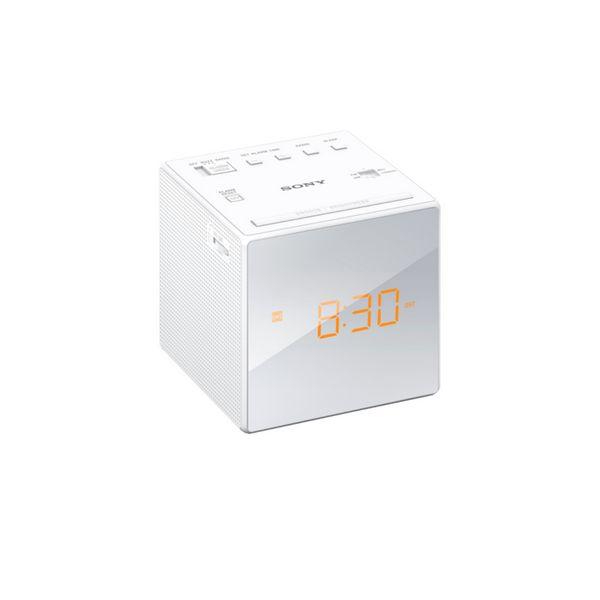 Zegar z Radiem Sony ICFC1W Biały