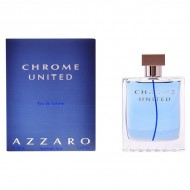 Men's Perfume Chrome United Azzaro EDT - 50 ml