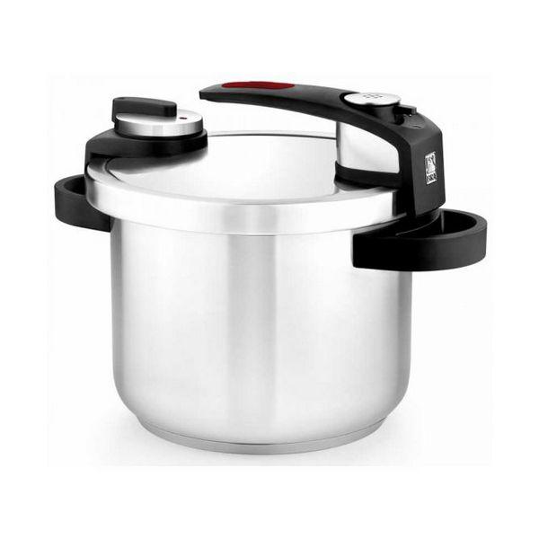 Pressure cooker BRA A185602 6 L Nerezová ocel