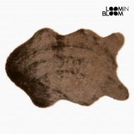Dywan Poliester Beżowy (60 x 90 x 3 cm) by Loom In Bloom