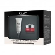 Souprava sdámskou kosmetikou Eyes Pro-retinol Olay (2 pcs)