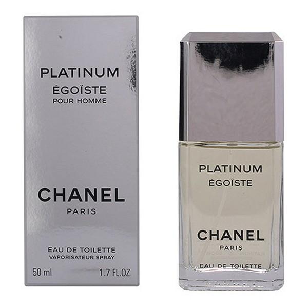 Perfumy Męskie Egoiste Platinum Chanel EDT - 100 ml