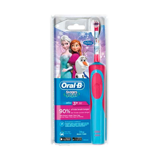 Elektrický zubní kartáček Oral-B Frozen