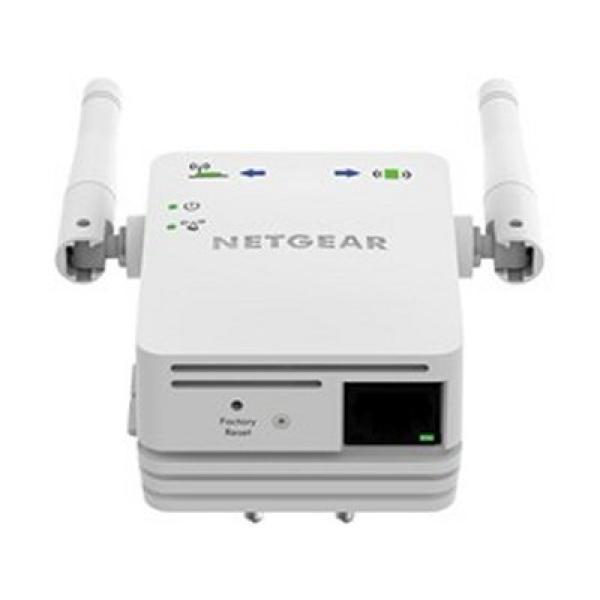 Punkt Dostępu ze Stacją Przekaźnikową Netgear WN3000RP-200 N300 LAN
