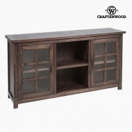 Příborník (2 dveře) Dřevo mindi (160 x 40 x 86 cm) by Craftenwood