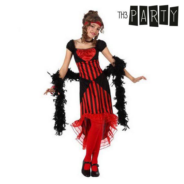 Kostým pro děti Th3 Party Kabaretní herečka - XXL