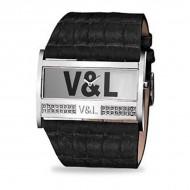 Dámske hodinky V&L VL036604 (47 mm)