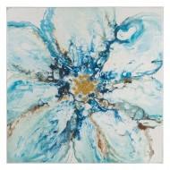Olejomalba Fleur (100 x 4 x 100 cm)