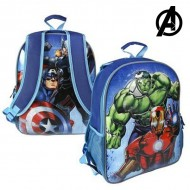 Plecak szkolny dwustronny The Avengers 853