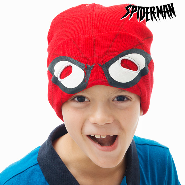 Czapka Maska Spiderman