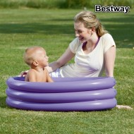 Inflatable pool Bestway 51034 29 L (91 x 66 x 25 cm)