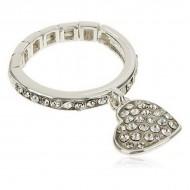 Dámský prsten Guess UBR81021-S (15,92 mm)