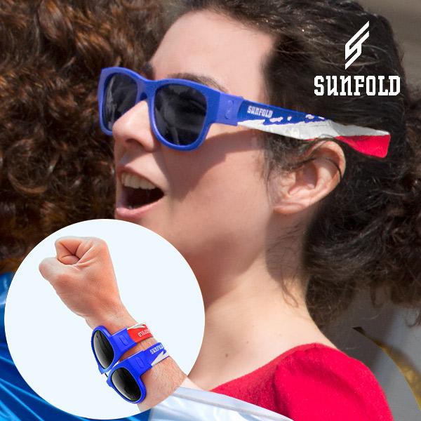 Rolovací Sluneční Brýle Sunfold Mondial Francie