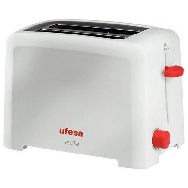 Toster UFESA TT7360 Activa 900W Biały