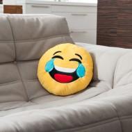 Poduszka Emotikona Wybuch Śmiechu