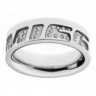 Dámsky prsteň Miss Sixty WM10908A-14 (17,1 mm)