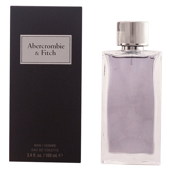 Perfumy Męskie First Instinct Abercrombie & Fitch EDT - 100 ml