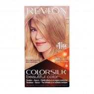 Farba bez Amoniaku Colorsilk Revlon Popielaty jasny blond