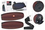 Přenosný bluetooth reproduktor LZ E20 - Červený