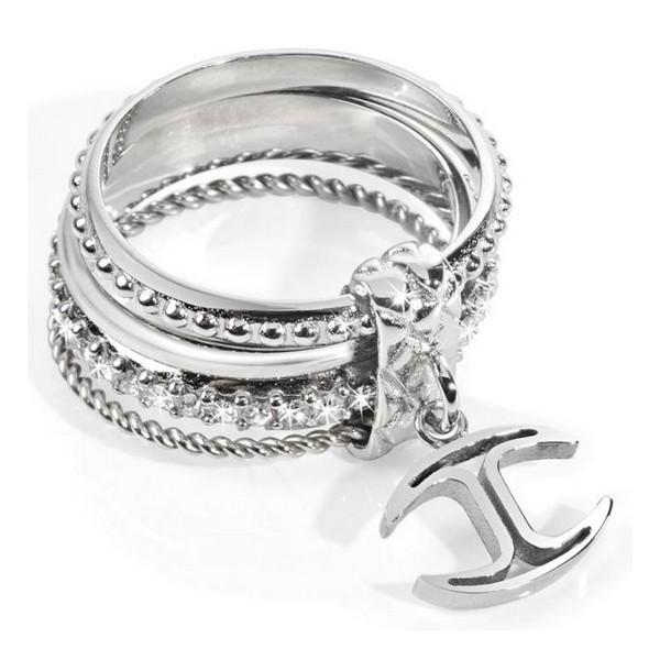 Dámský prsten Just Cavalli SCWX05014 (17,19 mm)