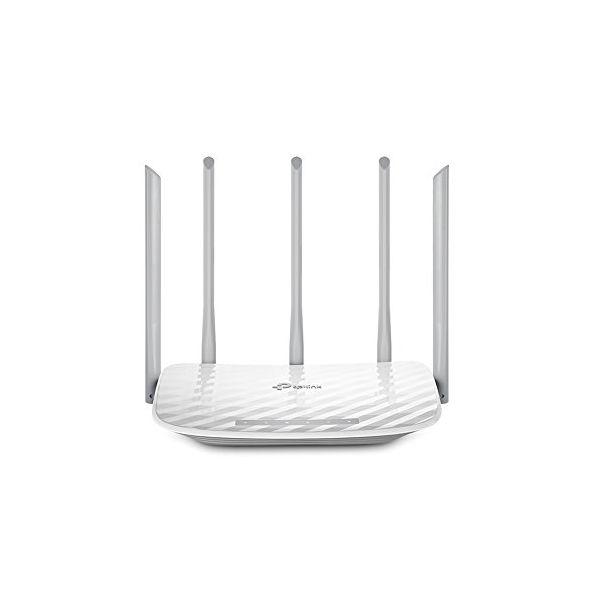 Bezdrátový modem TP-LINK NROINA0178 Archer C60 Wifi Ethernet LAN WAN ADSL (RJ-11) 2.4-2.4835 GHz