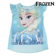 Koszulka z krótkim rękawem dla dzieci Frozen 8828 (rozmiar 7 lat)
