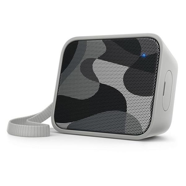 Głośnik Bluetooth Bezprzewodowy Philips BT110C/00 USB 4W Szary