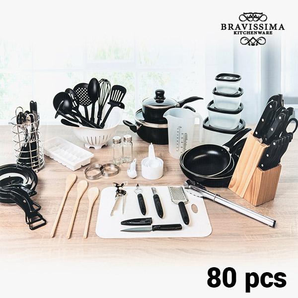Kuchyňská Souprava Bravissima Kitchen (80 částí)
