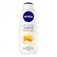 Żel pod Prysznic Care & Orange Nivea (750 ml)