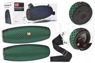 Přenosný bluetooth reproduktor LZ E20 - Zelený