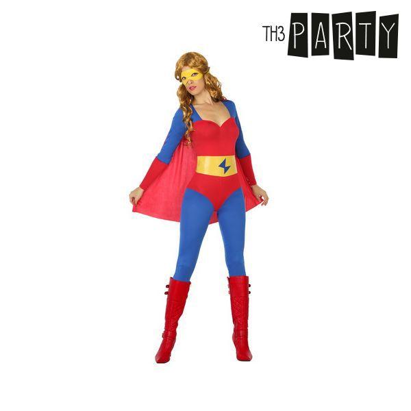 Kostium dla Dorosłych Th3 Party Superbohaterka - XL