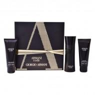 Zestaw Perfum dla Mężczyzn Code Pour Homme Armani (3 pcs)
