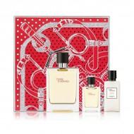 Souprava spánským parfémem Terre Hermès EDT (3 pcs)