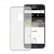 Puzdro na mobil Samsung Galaxy J5 2017 Flex TPU Transparentná