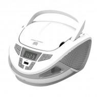 Rádio s CD BRIGMTON W-440 USB Bílý
