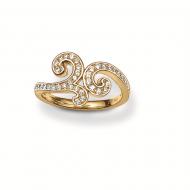 Dámský prsten Thomas Sabo TR1953-414-14-56 (17,8 mm)