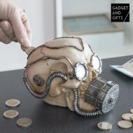 Skarbonka Czaszka z Maską Przeciwgazową Gadget and Gifts
