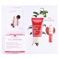 Souprava sdámskou kosmetikou Multi-intensive Tp Clarins (4 pcs)