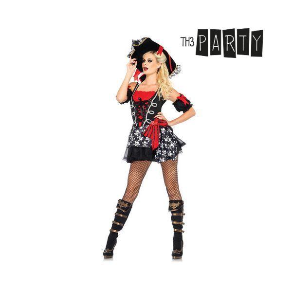 Kostým pro dospělé Th3 Party Sexy pirátka - S/M