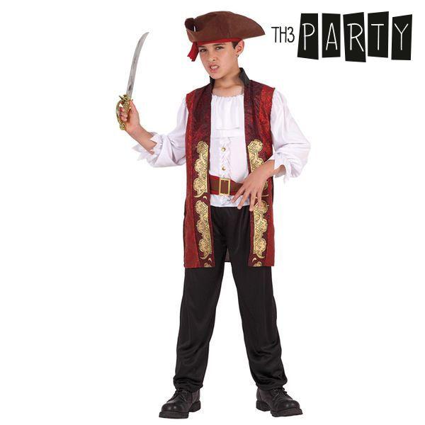 Kostým pro děti Th3 Party Korzár - 3–4 roky