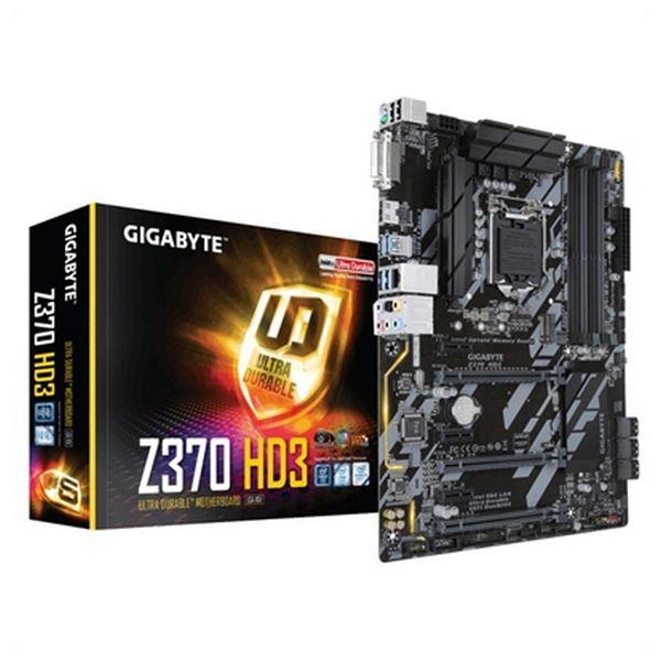 Základní herní deska Gigabyte Z370 HD3 GA-Z370 HD3 64 GB