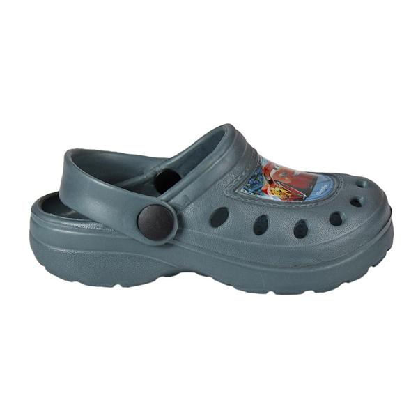 Plážové Pantofle Auta - Šedý, 29