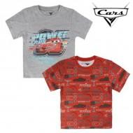 Koszulka z krótkim rękawem dla dzieci Cars 2290 Szary (rozmiar 3 lat)