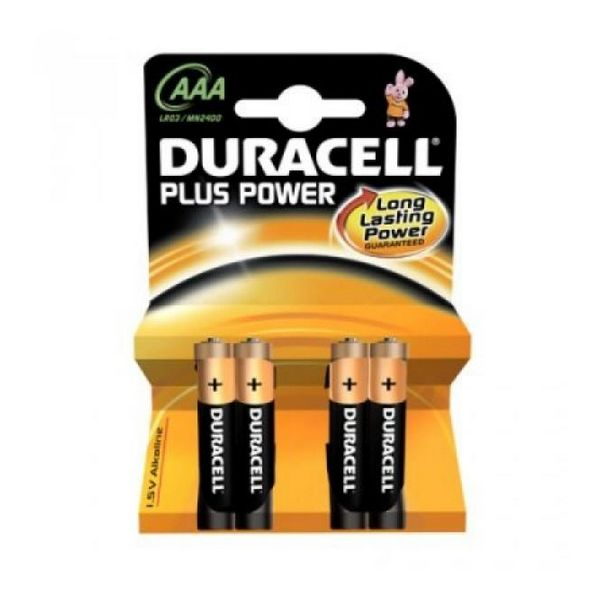 Baterie Alkaliczne DURACELL DURLR3P4B