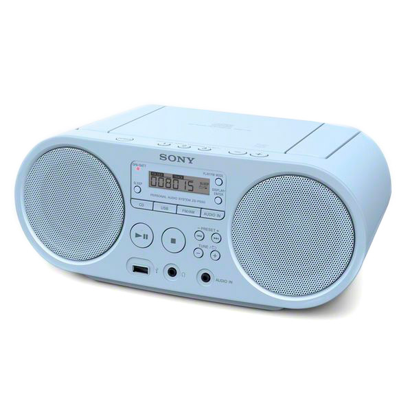 Rádio s CD Sony ZS-PS50 Modrý